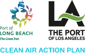 San Pedro Bay Ports Clean Air Action Plan